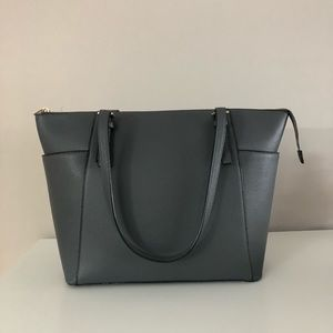 Indigo gray bag